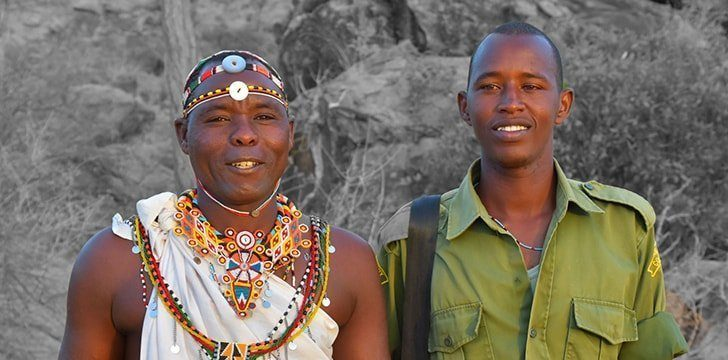 There are two official languages of Kenya.