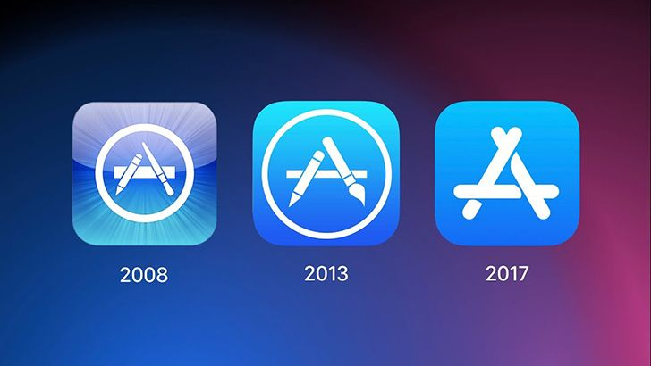 There wasn't an app store in the first iPhone.