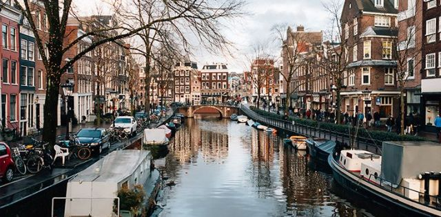 Amsterdam has only officially been the capital of the Netherlands since 1983.