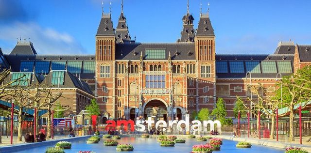 Amsterdam has the highest concentration of museums per square meter of all cities in the world!