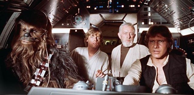 The Empire grounded Han and stopped him flying.
