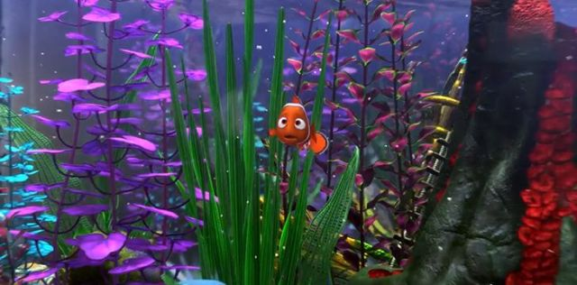 Nemo is stronger than his father could ever have imagined.
