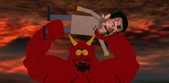 Saddam Hussein - South Park