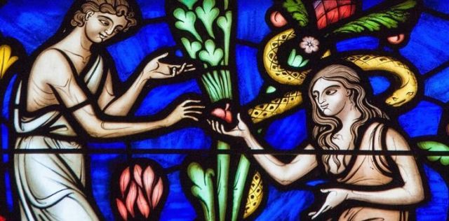 Adam and Eve's story is different around the world