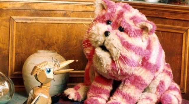 Bagpuss the cat