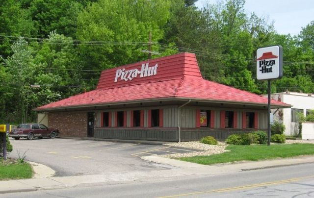 Kansas is home to the first Pizza Hut