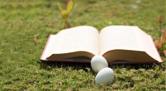 Easter Naming comes from old English