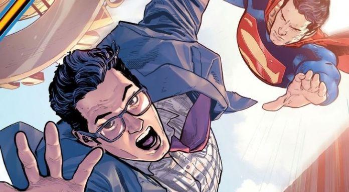 Clark Kent is Superman alter ego