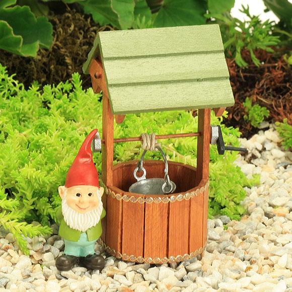 Garden Wishing Well Kits