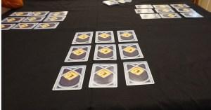 BattleGoats Table Setup
