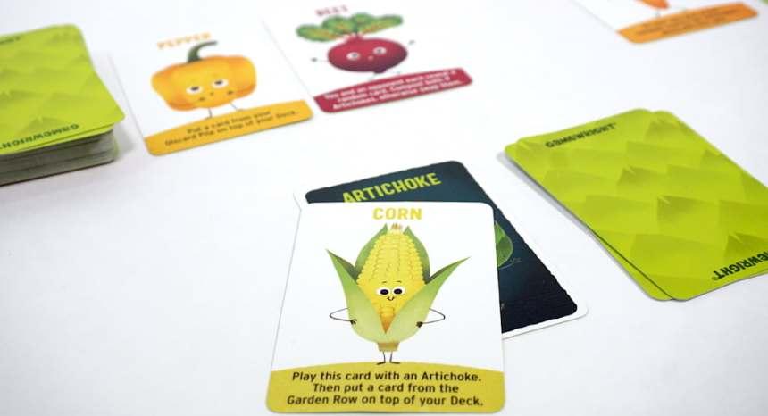 Corn card