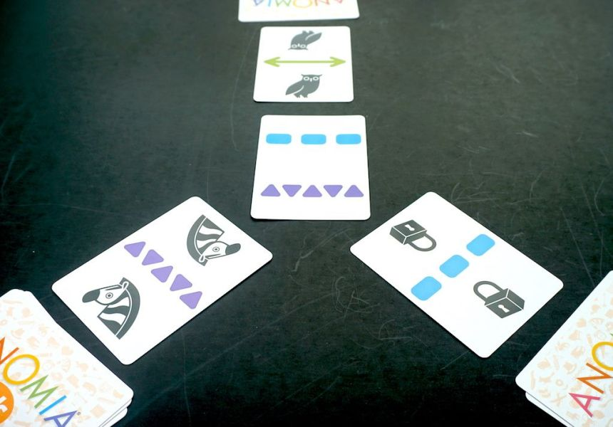 Anomia Kids wild card