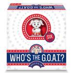 Who's the G.O.A.T. box