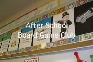 After School Board Game Club