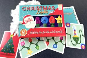 Christmas Lights game
