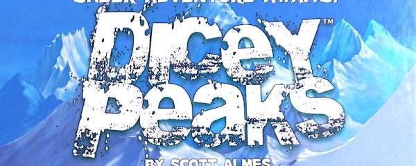 Dicey Peaks by Scott Almes