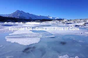 Episode 124 - Cons and Pros of Cons