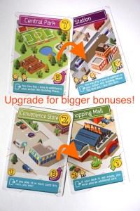 Flip City - upgrade examples