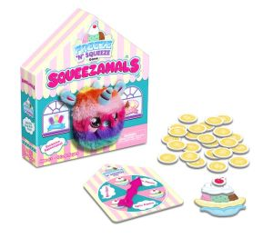 Freeze N Squeeze - Squeezamals game