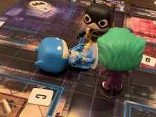 Funkoverse game: Batman, Harley, Joker