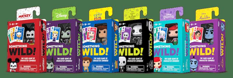 Funko Games: Something Wild
