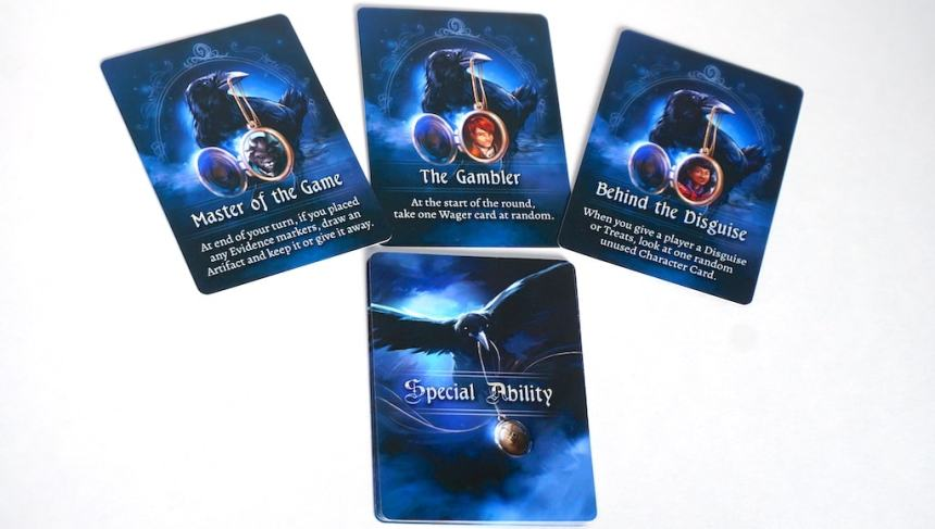special ability cards