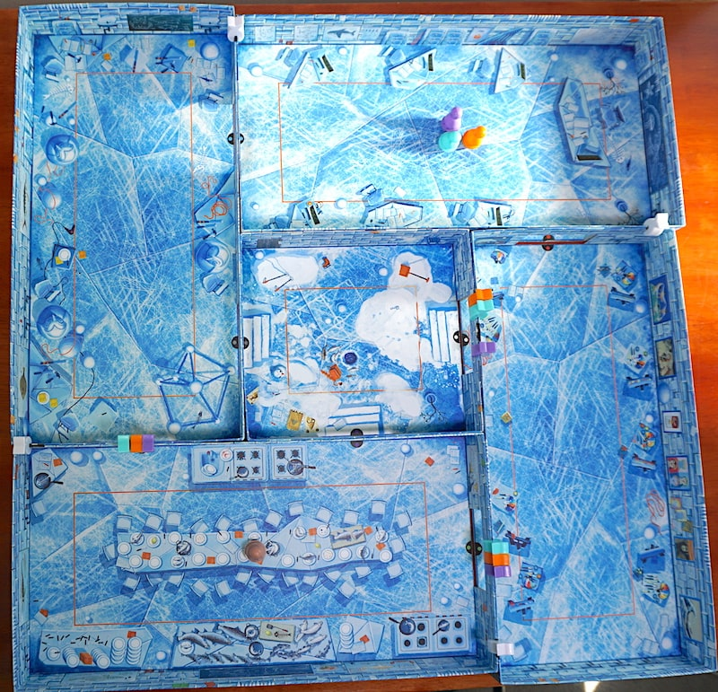 IceCOOL 2 basic layout