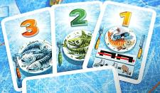 fish cards: 3, 2, 1