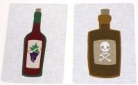 In Vino Morte cards
