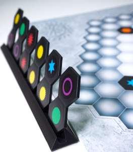 rack of Ingenious tiles