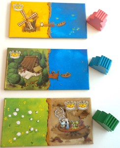 Kingdomino turn order