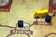 Sin spreads from Idol in Dan to Kedesh