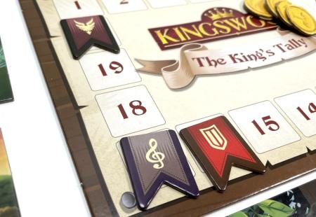 Kingswood - the King's Tally