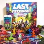Last Defense game