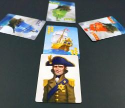 Loot: Admiral defending