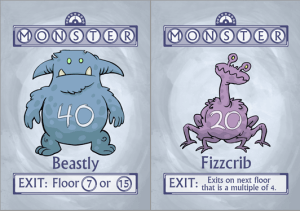 Monsters - Beastly and Fizzcrib