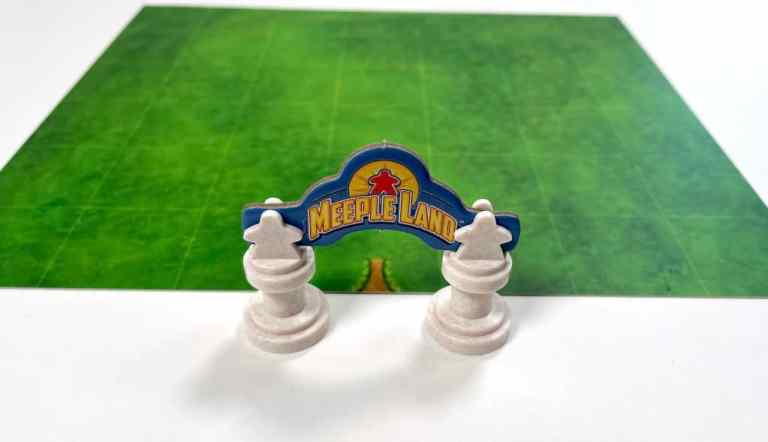 Meeple Land game start