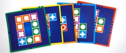 five Match Madness puzzle cards