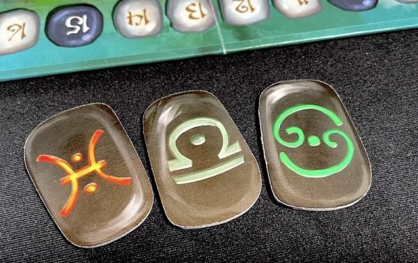 Meduris runestones