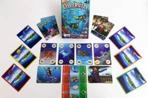 Mini DiverCity Game