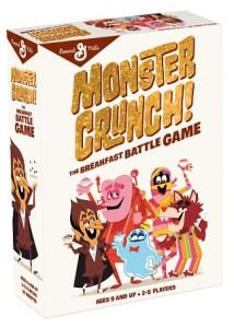 Monster Crunch: the Breakfast Battle Game