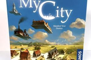 My City - Reiner Knizia