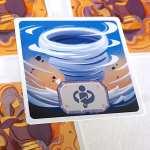Tornado card