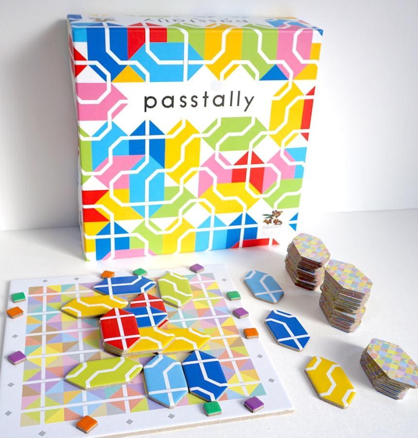 Passtally game