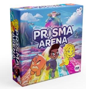 Prisma Arena box