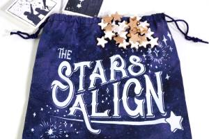 The Stars Align - bag and pieces
