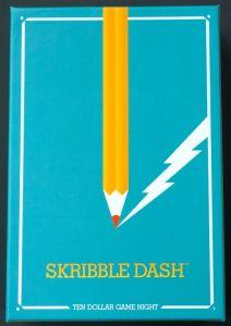 Skribble Dash box