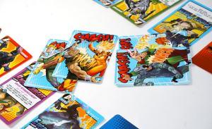 Smash cards