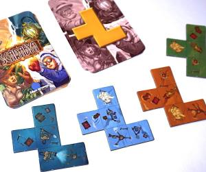 Scarabya Cards and Tiles