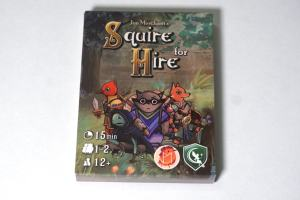 Squire for Hire game